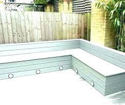 diy storage bench bench with storage deck bench storage elegant and seat plans built in seats