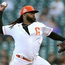SF Giants New: Cueto to IL, Giants ...