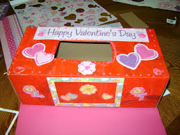 How To Decorate A Valentine Box Valentines Box How To Make A Decoupage Box Decorating on Cut 11