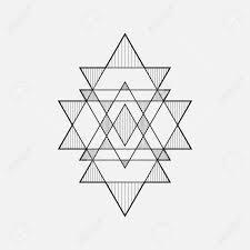 Geometric Shapes For Design Geometric Shapes Line Design Triangle