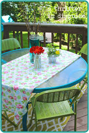 we ve all seen these round glass top patio tables before and they re great easy to maintain easy to look at so when my neighbor asked us if we wanted