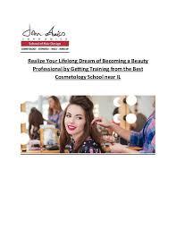 Lifelong Dream Realize Your Lifelong Dream Of Becoming A Beauty