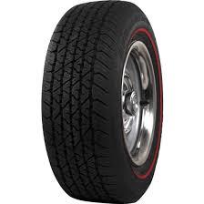 Coker Tire 629972 Bf Goodrich Redline Radial Tire 235 70r15