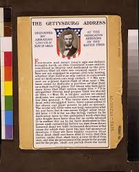 gettysburg address thesis statement what is a good thesis statement for the gettysburg address how to write a thesis statement