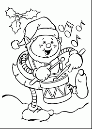 Small Picture astonishing funny christmas elves coloring pages for kids with elf