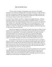 rip van winkle documents course hero kaetlynne henke rip van winkle essay