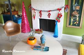 Rancho Romance: Mid-Century Modern Christmas Decorations—in The ...