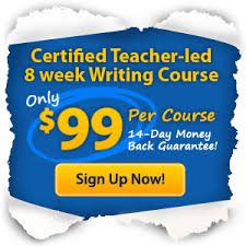 online writing courses for kids in elementary middle high  certified teacher lead 8 week writing course only 99 per course