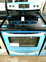 frigidaire flat top stoves electric glass top stove electric flat top stove enchanting flat top stove