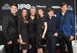 He is hugely recognized as the frontman of the rock band, bon jovi. Jon Bon Jovi Wife Dorothea Quarantined With All 4 Kids Our Focus Has Always Been Family First