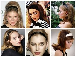 Headband Hair Style hairstyles with a thick headband hair world magazine 4220 by wearticles.com