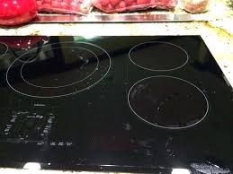 broken glass cooktop ed stove top repair induction