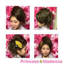 Hair Setごりたん At Princessmadonna Explore Instagram Photo