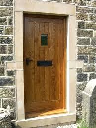 solid oak front doors solid oak door frame solid wood front doors no glass