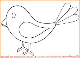 S Dessin Dessin Oiseau Facile L
