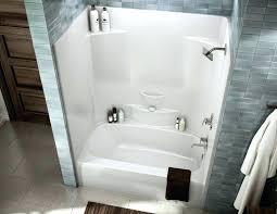 one piece bathroom shower large size of beautiful bathtub surround tub and three one piece corner shower bathtub surround