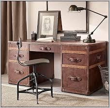 restoration hardware desk trunk desks canada child chair table