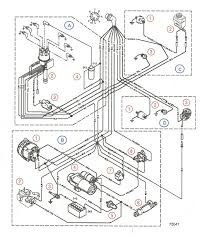 Mercruiser wiring diagram 5 7