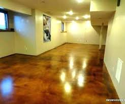Basement Floor Paint Ideas Simple Decorating