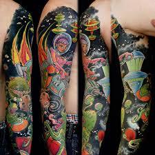 colorful tattoo sleeve designs. Plain Designs 70 Sensational Tattoo Sleeves Intended Colorful Sleeve Designs S