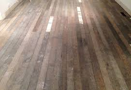Salvaged from the old MTC Headquarters in South Melbourne, the clients  chose to keep the texture and patina of the boards rather than sanding them  back all ...
