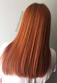 Copper Brown Hair Color Chart 50 Copper Hair Color Shades To Swoon Over Fashionisers
