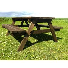 extra large picnic bench wooden table plans making an inexpensive wood large picnic table plans