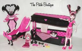 Monster High Doll Furniture collection on eBay