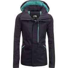 the north face gatekeeper jacket women s winter ski coat in urban navy for las