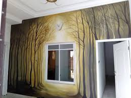Mural wall painting and 3d wallpaper ...