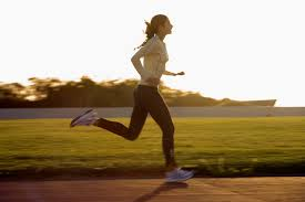 does running srs or laps make you lose weight faster