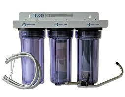 water filter system. UC-3K Under Counter Water Filtration System Filter I