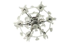 19th century rococo iron crystal chandelier restoration hardware 19th c rococo iron crystal chandelier extra large