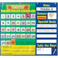 Classroom Calendar Pocket Chart Todays Calendar Pocket Chart Today Calendar Calendar