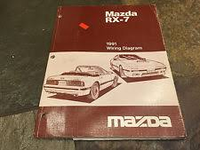 rx7 manual 1991 mazda rx 7 electrical wiring diagram service manual rx7 coupe convertible