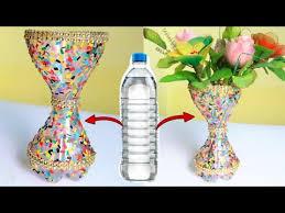 diy flower pot waste material craft