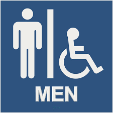 Handicap Bathroom Signs Best Free Men Restroom Symbol Download Free Clip Art Free Clip Art On