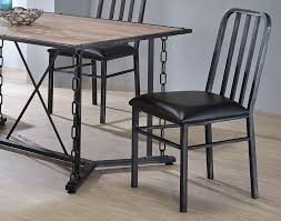 Viewing Available Industrial Loft Old School Canteen Style Dining Industrial Look Dining Table