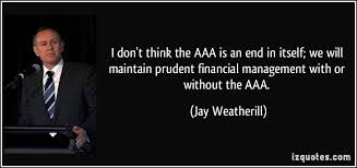 Aaa Quote Best Aaa Quote New I Don't Think The Aaa Is An End In Itself We Will