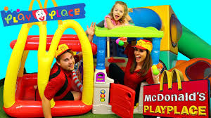 mcdonalds play place ball pit. Exellent Ball McDonalds Playplace Drive Thru Play Place Ball Pit And Playground On Mcdonalds T
