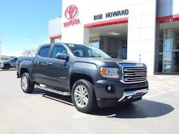 Pre-Owned 2017 GMC Canyon 4WD SLT****CALL BH TOYOTA***405-936-8600 ...
