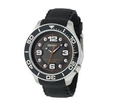 dkny ny1364 mens divers watch black rubber strap brand new dkny ny1364 mens divers watch black rubber strap brand new was £185