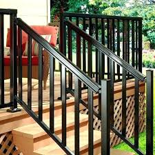 glass deck railing systems home depot home depot deck ra systems vinyl stair home depot image glass deck railing systems
