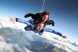 heli skydiving