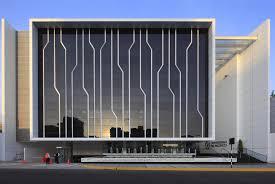 glass facade design office building. glass facade design office building