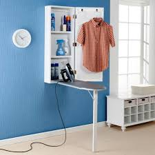 image of wall mounted ironing board ikea