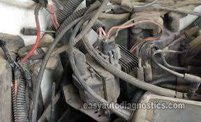 part 1 how to test the ignition coil step by step 2 8l v6 gm how to test the ignition coil 2 8l v6 chevy s10 and gmc s15
