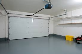 garage door with power outage