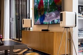 Cận Cảnh Lắp Đặt Thực Tế Dàn Âm Thanh Không Dây Q Acoustics Active 200 Tại  Nhà Khách Hàng - TecHland-Audio