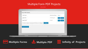 Form Generating Pdf - Contact Form 7, Gravity Forms, Formidable ...